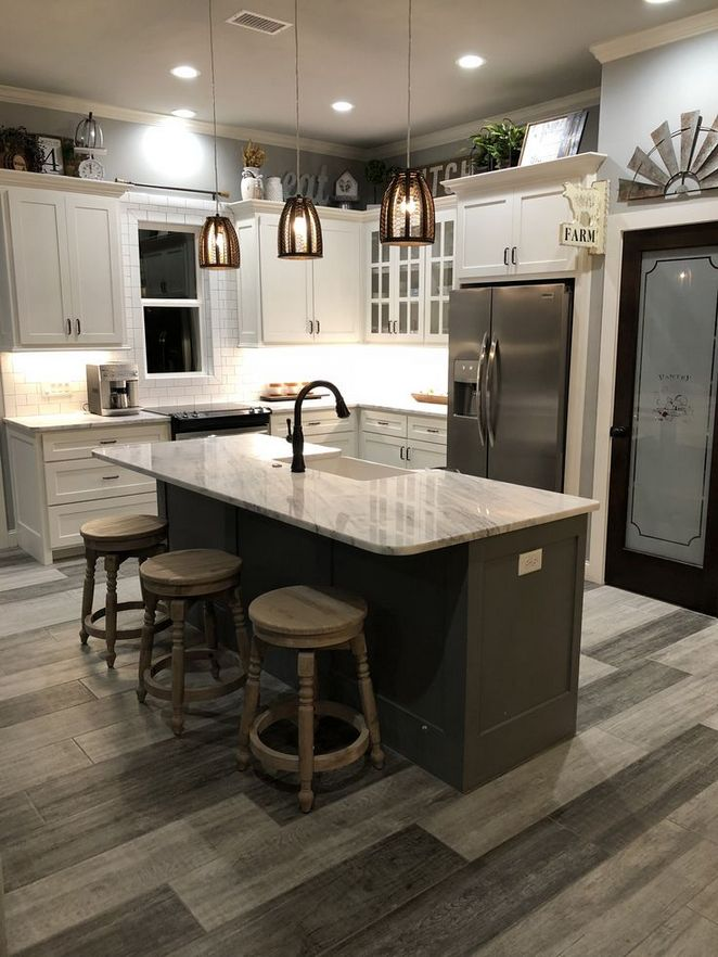 22 + answered Concerns on Industrial Farmhouse Kitchen That You Need to Read About