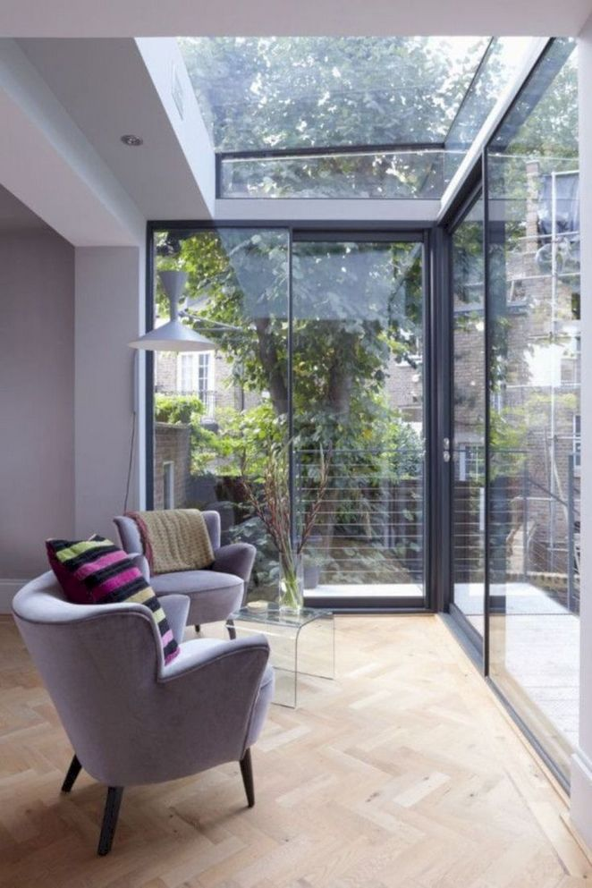 25+ Glass Wall Design Exposed