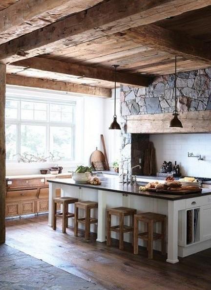 Primitive Country Kitchen Decor Best Ideas 00019 ...